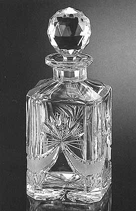 Crystal Decanter S102 (Image)