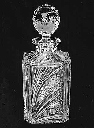Crystal Decanter S124 (Image)