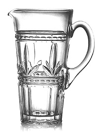 Crystal Pitcher S113 (Image)