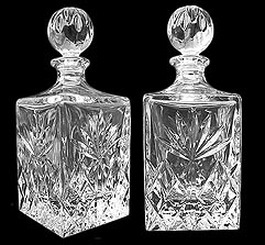 Crystal Perfume Bottle A018 (Image)
